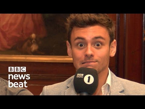 Tom Daley: Sex or Chocolate?  |  BBC Newsbeat