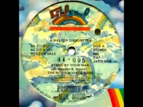 Robin Hooker Band - Stand By Your Man [12'' Mix]
