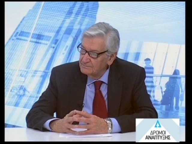Ο Δρ. Αλέξανδρος Αντωναράς στο SBC TV