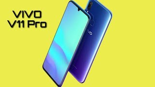 Vivo V11 Pro Is Big Display & In-Display Finger Print Sensor Guaranteed!!!
