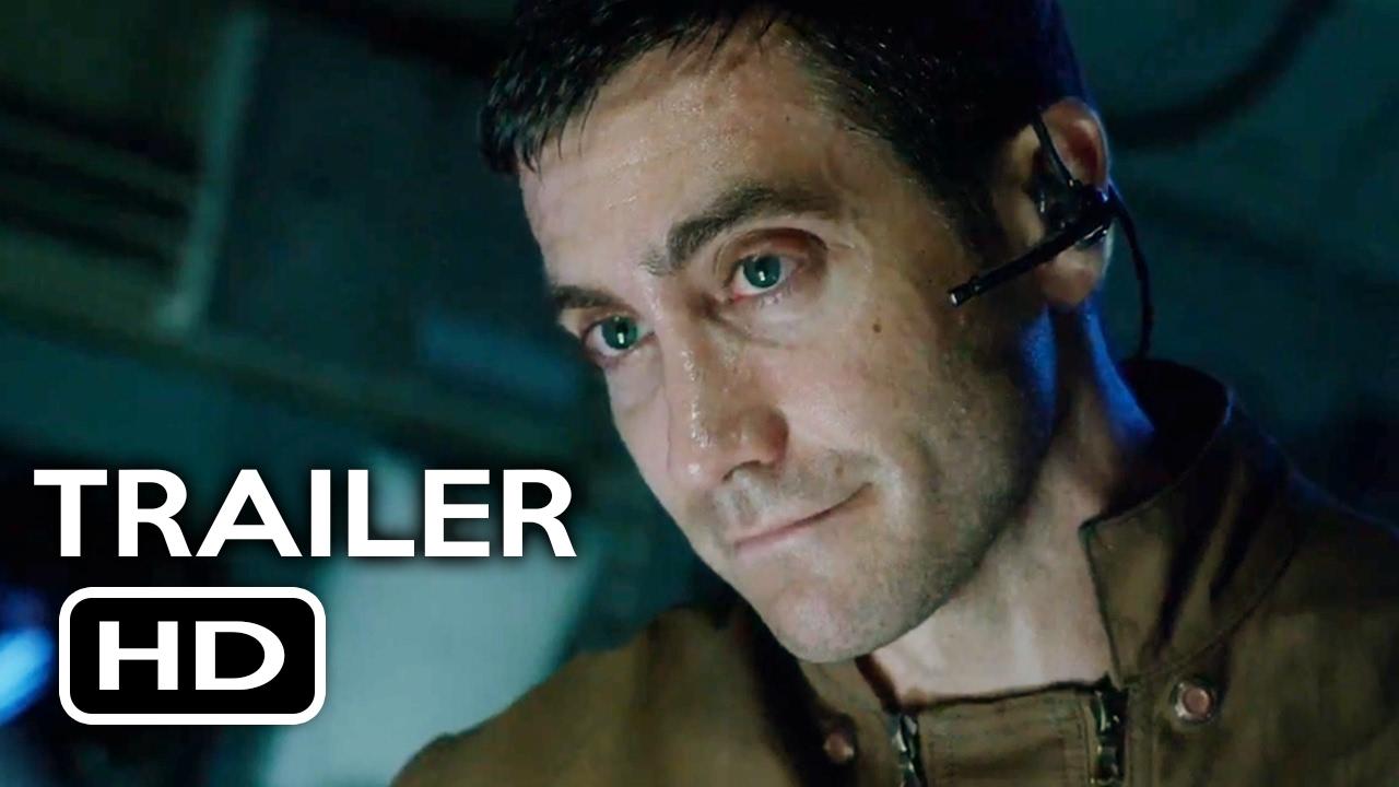 Life Official Trailer 3 2017 Ryan Reynolds Jake Gyllenhaal Sci