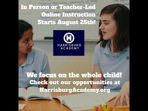 Invest in Your Student at Harrisburg Academy