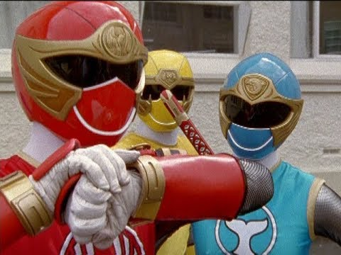 Power Rangers Ninja Storm - Power Rangers vs Florabundacus | Episode 8