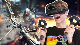 THIS SURVIVAL HORROR RPG IS A TRUE BLAST!  | Dead Effect 2 (HTC Vive Gameplay) Ep 2