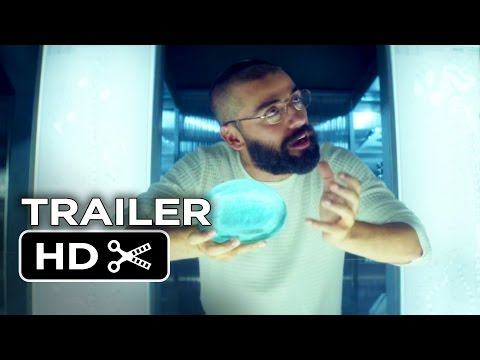 Ex Machina Official Trailer #3 (2015) - Alicia Vikander, Oscar Isaac Movie HD