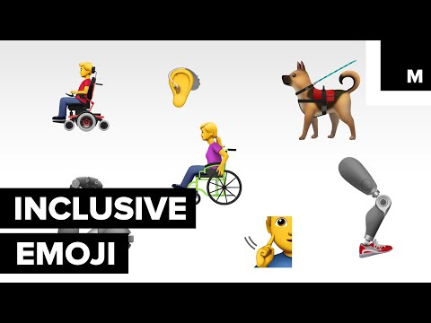 Apple Aims to Represent People With Disabilities in New Emoji Proposal Mp3