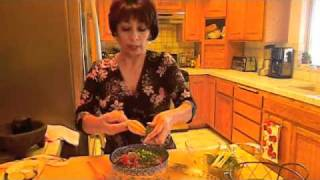"""""""how To Make Salsa With Fresh Tomatoes"""" Easy Salsa Recipe!"""