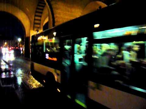 Paris: MAN Lion's City, RATP 4755, route 95, Louvre Palace (Palais du Louvre)