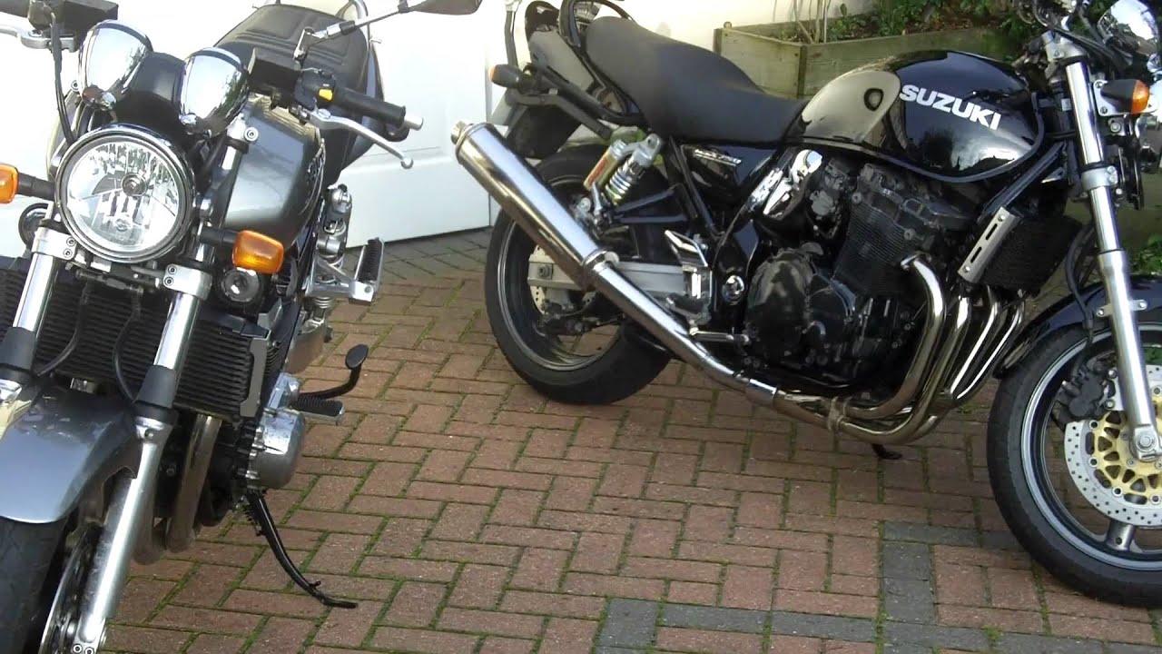 Motor Suzuki Inazuma