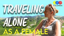 Women Traveling Alone in Colombia - Colombian Travel Guide