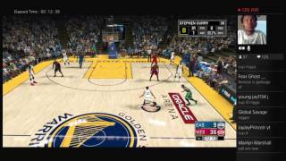 Nba2k17 WITH FINESSE XP!!!