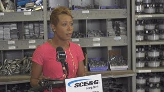 RAW: SCE&G Urges Customers to Prepare for Possible Power Outages