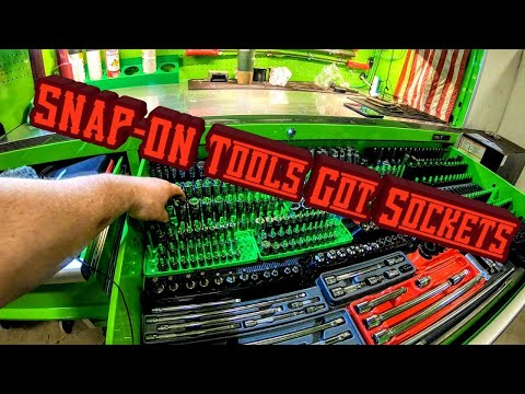 SNAPON Filler Tools