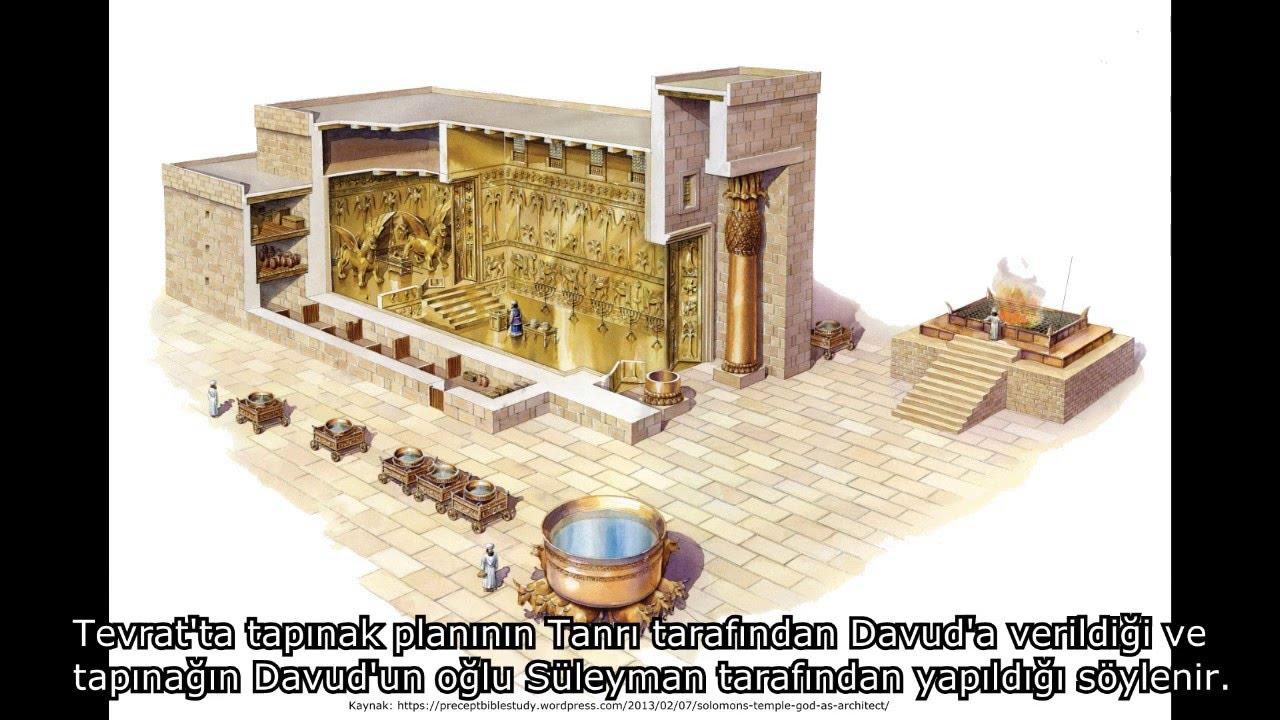 Süleyman tapınağı nerededir