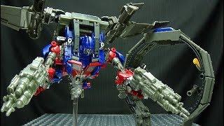 Studio Series Leader OPTIMUS PRIME: EmGo's Transformers Reviews N' Stuff