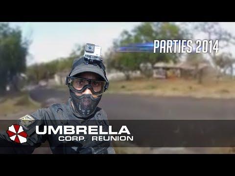 Umbrella Corp. Réunion - Compilation de parties 2013 2014