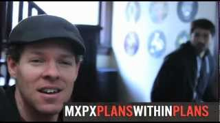 "MxPx - ""Plans Within Plans"" Guest Announcement #2"