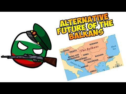 ALTERNATIVE FUTURE OF THE BALKANS #3 - THE BALTIC UNION