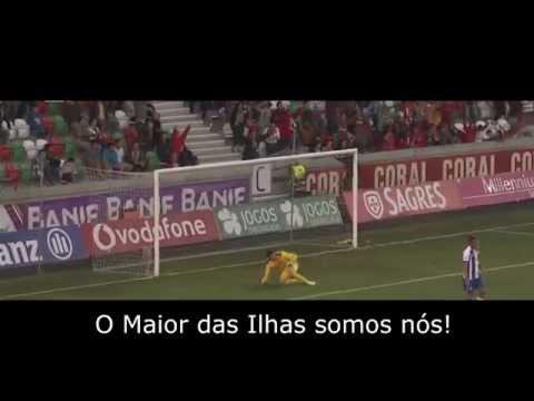 CS Marítimo - Vençam por nós! - Final Taça da Liga 2015