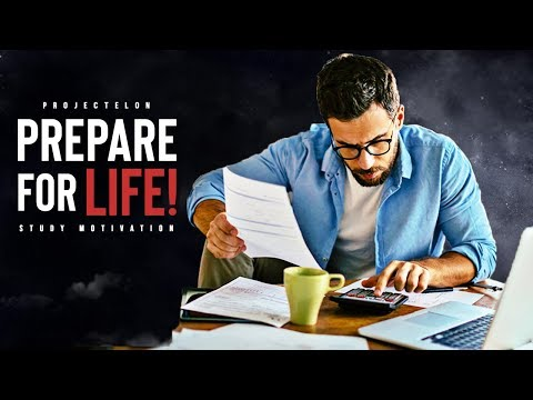 Study For LIFE, Not Just For Exams! - Study Motivation