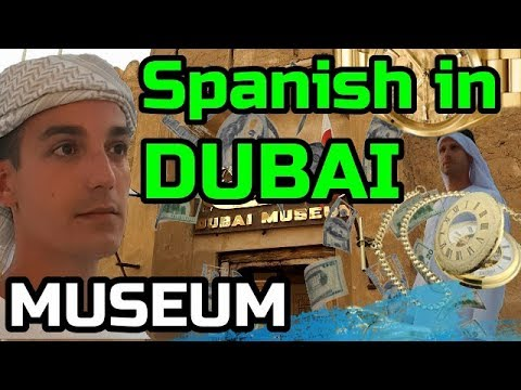 Al Fahidi Fort- Dubai MUSEUM  Inside View of Dubai Qué hacer en #DUBAI