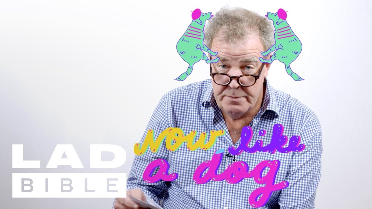 The Grand Tour's Jeremy Clarkson Gives Life Advice On French Girls, Thongs and Stag Dos