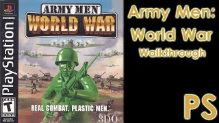 Army Men: World War Walkthrough