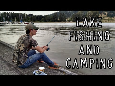 Lake Fishing & Camping | Fern Ridge Oregon