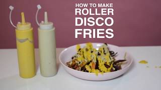 HOW TO MAKE ROLLER DISCO FRIES // CIAO DOWNTOWN EP6 S1