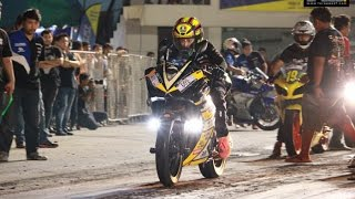 Under 300cc TNG Drag Racing 2016 Super Bike 23 กรกฏาคม 2559