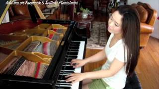 @scissorsisters - Fire with Fire ♡ @Pianistmiri ♧ Official Music Video Piano Cover with Lyrics
