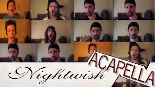 Nightwish - aCapella - Dark Chest Of Wonders - A Cover Parody Tribute By Dan-Elias Brevig