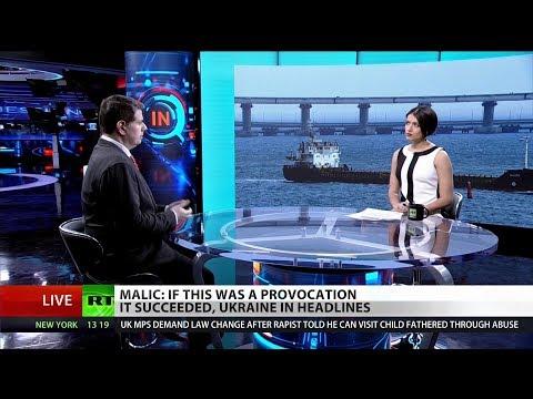 NATO in Azov Sea? NATO-Backed Think Tank Says Yes