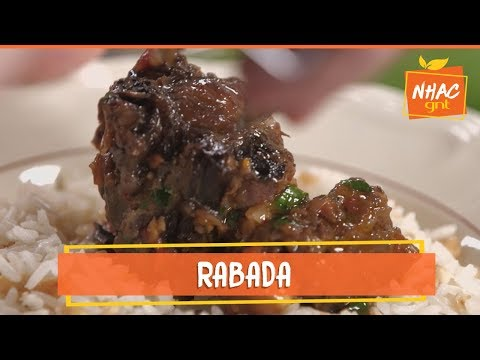 Como fazer rabada de boi | Rita Lobo | Cozinha Prática