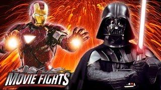 Iron Man VS Darth Vader - MOVIE FIGHTS!