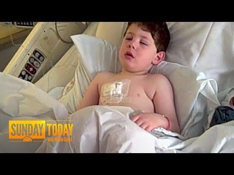 Treatment Cures Boy's Neuroblastoma, Leading To Cancer Breakthrough | Sunday TODAY