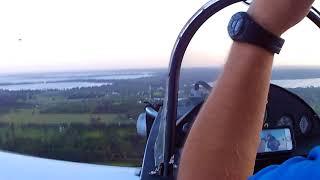 First flight in my Team Minimax 1100R.