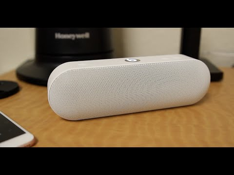 Beats Pill+ Plus Unboxing and Sound Test!