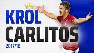 Carlitos | Król Strzelców 17/18 - Wszystkie Gole (24) | Ekstraklasa