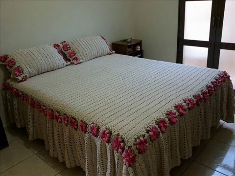 Easy Hand Woven Bedspreads Blankets Youtube