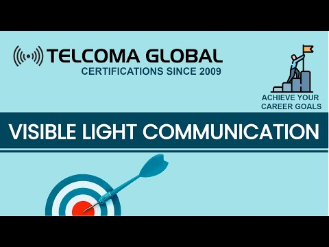 Visible Light Communications (VLC Part 1) By TELCOMA Global