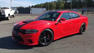 Twin Turbo Supercharged Dodge Charger Hellcat