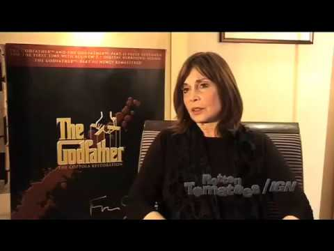 The Godfather  Talia Shire   Audience Productions