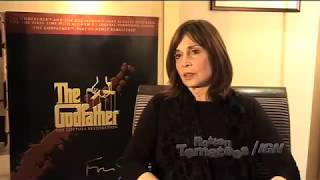 The Godfather - Talia Shire interview - Audience Productions
