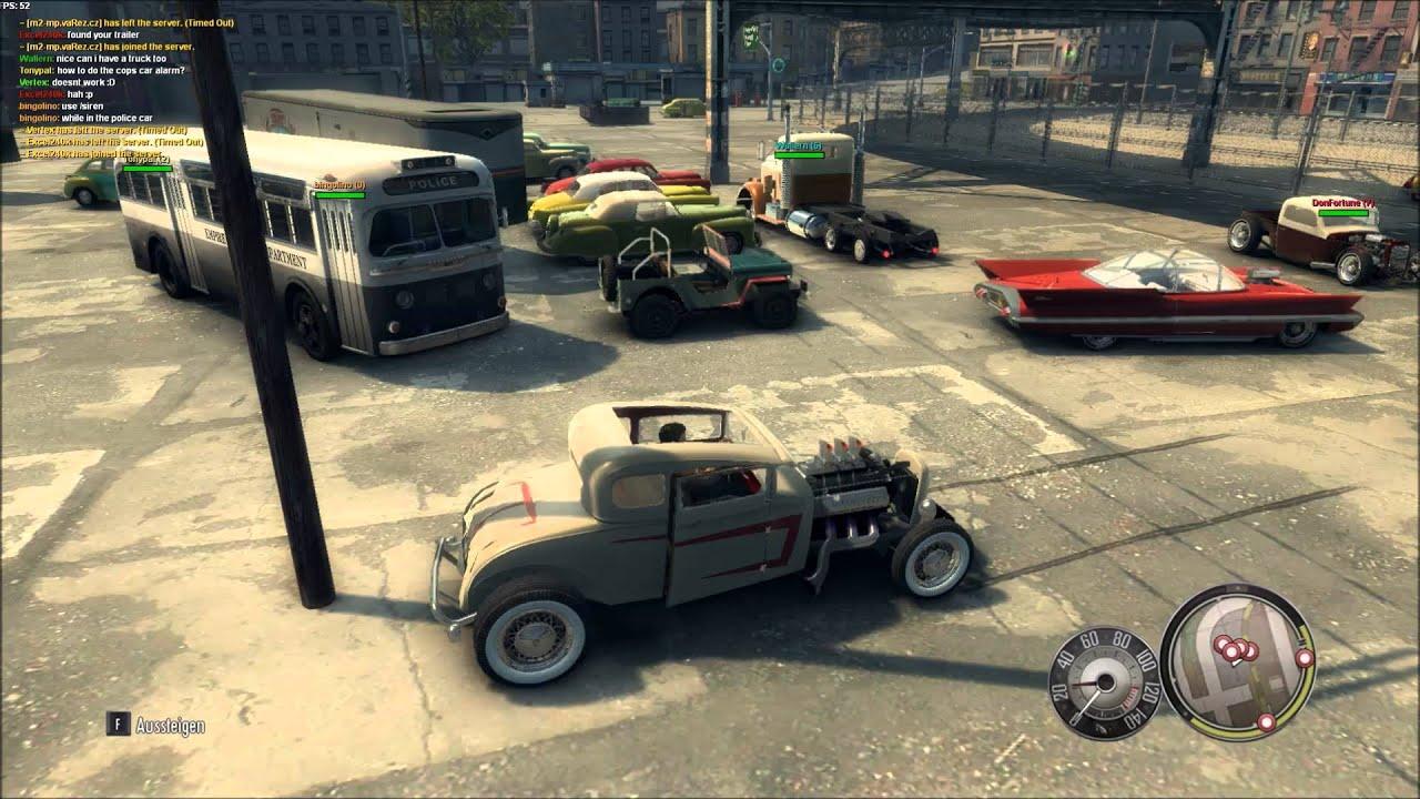 Mafia 2 скачать multiplayer
