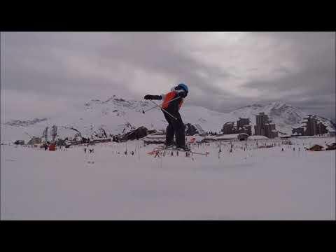 Avoriaz 2018 jumps