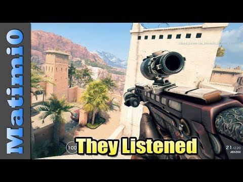 They Listened - Rainbow Six Siege