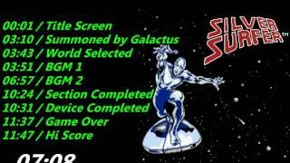 Nes: Silver Surfer Soundtrack