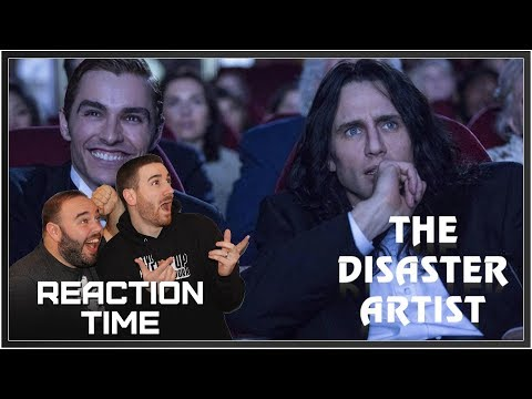 The Disaster Artist Official Trailer - Reaction Time!