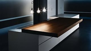 Дизайнерские кухонные столешницы - Design Kitchen Table-tops